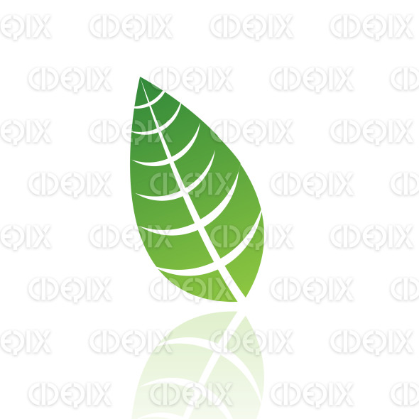 green tobacco leaf icon | Cidepix