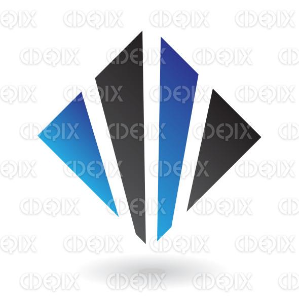 blue lines logo