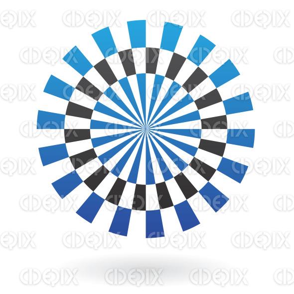 Blue Illusion Logo Blue Illusion Circle Logo