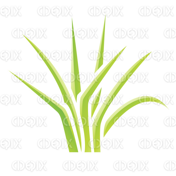 Cartoon Jungle Grass 6625-minipic